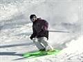 Morning Snow Wrap 15 07 11   BahVideo.com