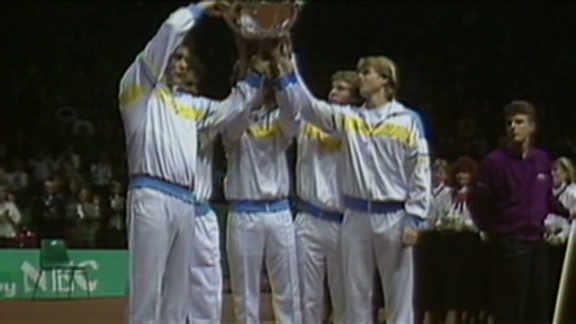 Swedish tennis boom in the 80s and 90s | BahVideo.com