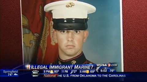 Former Marine amp 039 I m An Illegal  | BahVideo.com