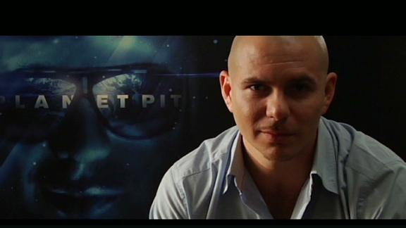 Pitbull talks new video immigration | BahVideo.com