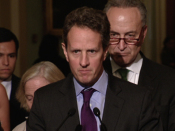 Geithner Time s running out on debt deal | BahVideo.com