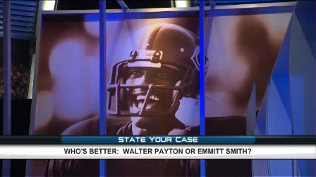 State your case Walter or Emmitt  | BahVideo.com
