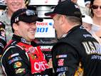 Newman,  Stewart lead Loudon charge | BahVideo.com