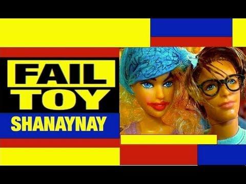 ShaNayNay amp Shane Dawson Doll Fail Toy  | BahVideo.com