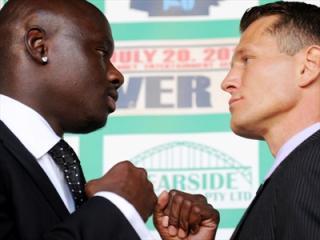 Green may cut me but I ll win - Tarver   BahVideo.com