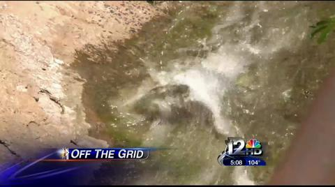 Arizona town considers amp 039 going off  | BahVideo.com