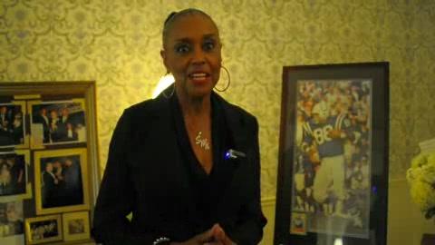 John Mackey s wife thanks Baltimore | BahVideo.com