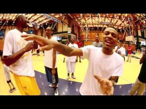 Bow Wow Vs Kobe Bryant 1 on 1 Basketball | BahVideo.com