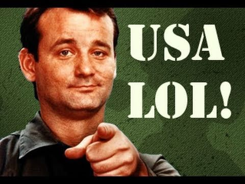 Bill Murray Wants YOU! | BahVideo.com