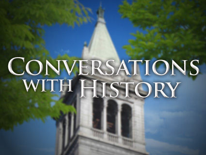 Conversations with History The Future of  | BahVideo.com