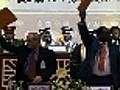 Sudan inks peace accord with Darfur rebels | BahVideo.com