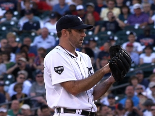 Verlander s six strikeouts | BahVideo.com