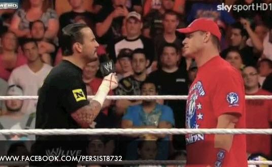 CM Punk Straight Disrespects Vince McMahon  | BahVideo.com