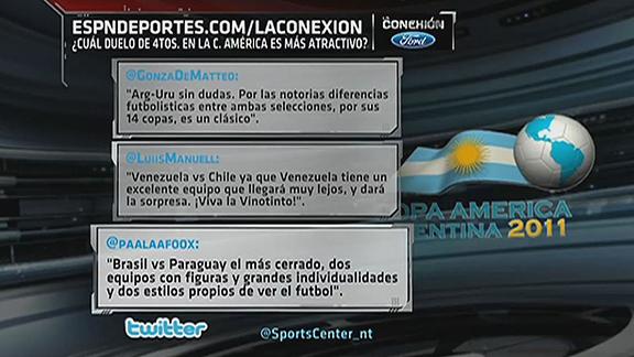 La Conexi n de la Copa Am rica | BahVideo.com
