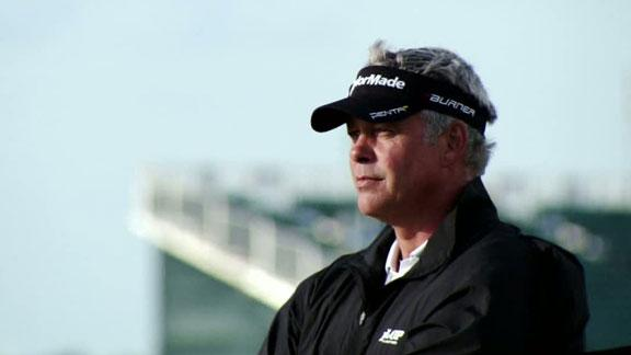 Darren Clarke s Long Road To Victory | BahVideo.com