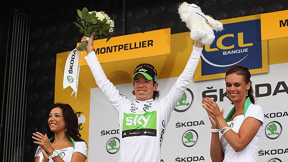 Tour de France: Un descanso antes de los Alpes | BahVideo.com