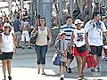 Race Fans Flock To Loudon | BahVideo.com