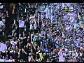 David Beckham scores goal off of a corner kick | BahVideo.com