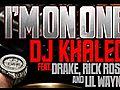 DJ Khaled - I m On One ft Drake Rick Ross  | BahVideo.com