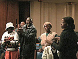 Zimbabwe's Exiled Community Struggles in South Africa | BahVideo.com