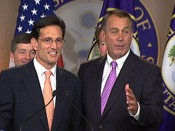 Boehner Cantor and I are in this together  | BahVideo.com
