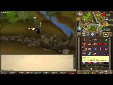 Runescape High Risk Wild Pking Vid 8 Zammy  | BahVideo.com
