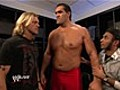 The Great Khali and Ranjin Singh Confront Edge | BahVideo.com