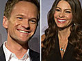Neil Patrick Harris Sofia Vergara Share  | BahVideo.com