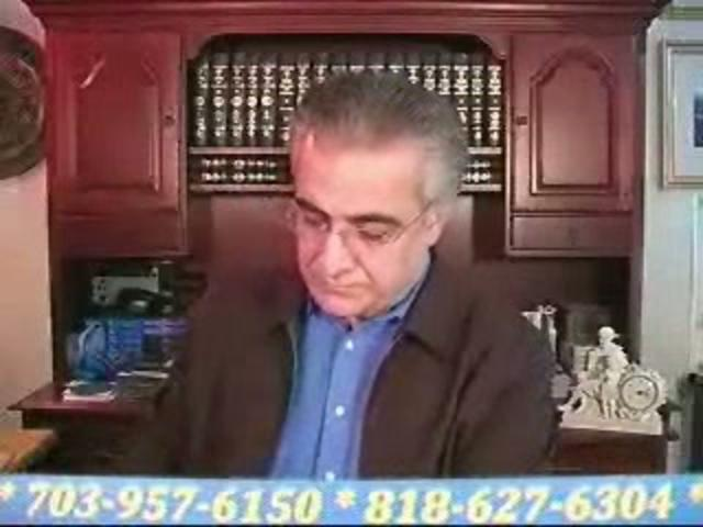 Sorbi interviews Shemirani | BahVideo.com