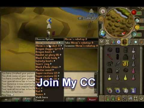 Runescape - [Mog Time] - Update On Skilling Goals/Random Player Killing (Partyhats) W/Commentary | BahVideo.com