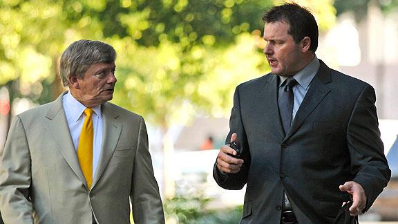 Eligen jurado para juicio de Roger Clemens | BahVideo.com
