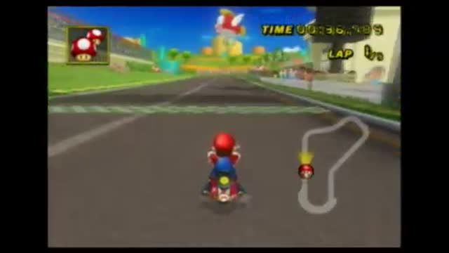 Tacos first Mario Kart on wii | BahVideo.com