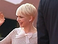 Michelle Williams shines at Venice   BahVideo.com