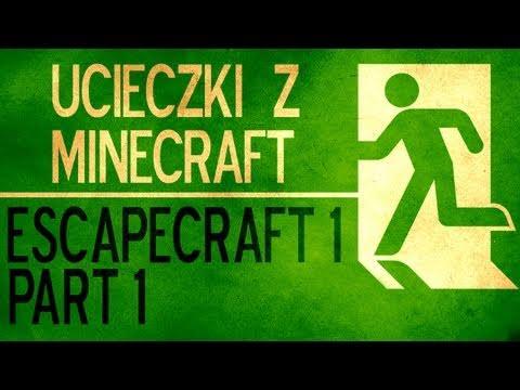 Ucieczki z Minecraft - Escapecraft 1 part 1 | BahVideo.com