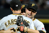 Karstens leads Pirates into first place | BahVideo.com
