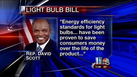 U S House Votes to Ban Incandescent Light Bulbs | BahVideo.com