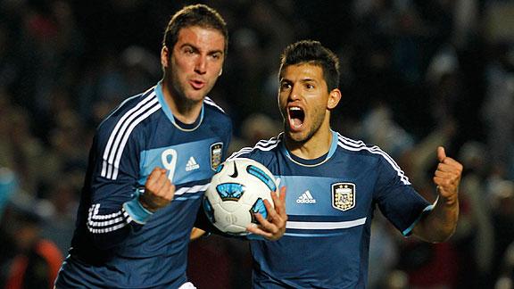 Higua n anot el mejor gol en cuartos de Copa  | BahVideo.com