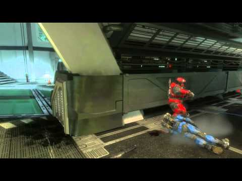 Game Fails Halo Reach amp quot Law of  | BahVideo.com