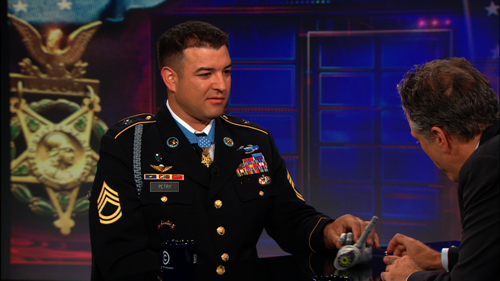 Exclusive - Leroy Petry Extended Interview Pt 2 | BahVideo.com