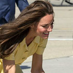 WATCH: The Number One Moment of Kate Middleton's Tour of North America | BahVideo.com