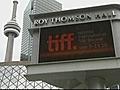 Film festival opens in Toronto | BahVideo.com