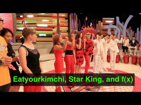 Star King with f(x) | BahVideo.com