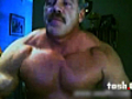 Big Muscle Guy | BahVideo.com