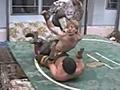 Backyard Wrestling Gone Horribly Wrong | BahVideo.com
