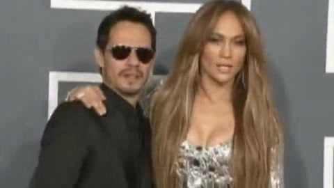Jennifer Lopez and Marc Anthony call it quits | BahVideo.com