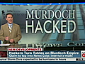 Hackers turn tables on Murdoch empire | BahVideo.com