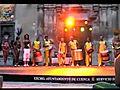 Batucadas Bailarinas Brasile as show de Capoeira Samba y Carnaval I  | BahVideo.com