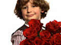 Boy gives roses | BahVideo.com