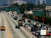L A amp 039 s carmageddon avoided I-405  | BahVideo.com