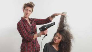 Hair Tutorials How to Get Big Hair | BahVideo.com